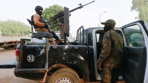 Gunmen kill dozens of villagers in Nigeria's restive northern region