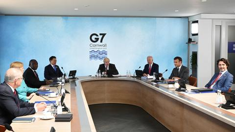 G7 leaders commit to boost climate finance contributions