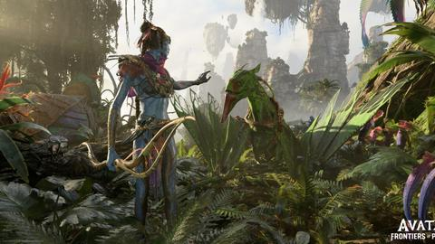 E3 video game show starts virtually with 'Avatar'