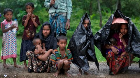 Seven countries seek UNSC meeting to discuss violence in Myanmar