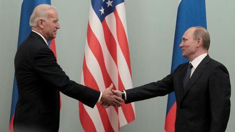 Putin: Meeting with Biden could help establish dialogue