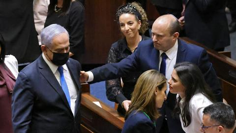 Palestinians: New Bennett govt no different from Netanyahu's rule