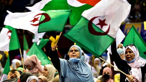 Algeria cancels accreditation of French channel over 'disinformation'