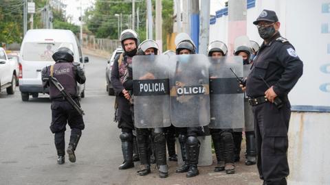 Nicaragua detains more opposition figures in fresh crackdown