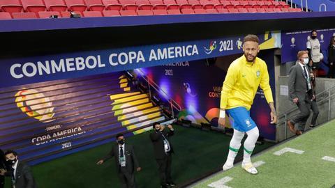 Brazil win Copa opener against Covid-depleted Venezuela