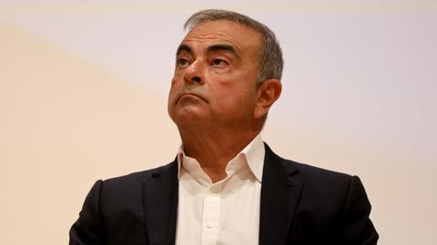 American father, son admit to helping Carlos Ghosn flee Japan