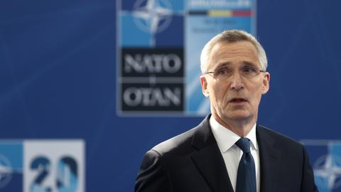 NATO Summit: Stoltenberg says China not enemy but poses security challenges