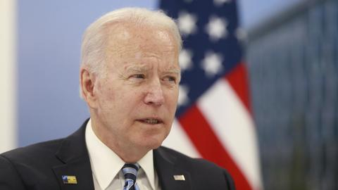 Biden seeks to recommit US to NATO after tense Trump years