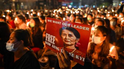 Junta trial of Myanmar's Suu Kyi begins on charges critics call 'bogus'
