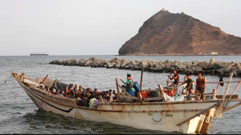 Bodies of over two dozen migrants recovered off Yemen's coast