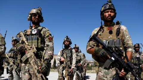 NATO asks Qatar to secure training base for Afghan forces after withdrawal