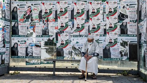 Low turnout in Algeria elections reveals divide between old and new