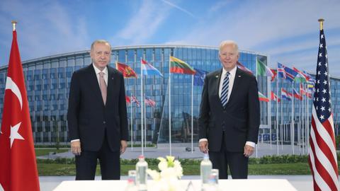 Erdogan to Biden: No problem impossible to solve in Turkey-US relations