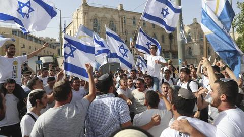 Israel approves contentious Jerusalem rally, weeks after war in Gaza