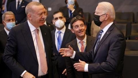 Turkey seeks US aid; Pakistan, Hungary's role to keep troops in Afghanistan