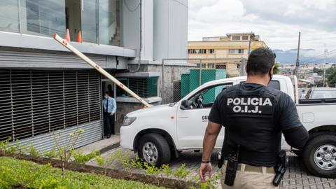 Costa Rican authorities execute raids, make arrests in corruption probe