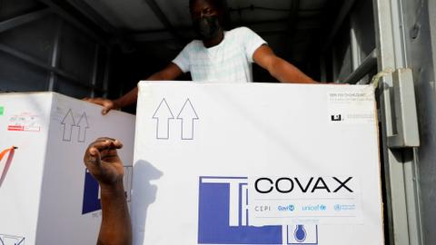 WHO warns Covid-19 moving faster than global vaccine rollout