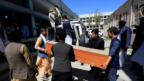 String of attacks on Afghanistan polio teams kills four vaccinators