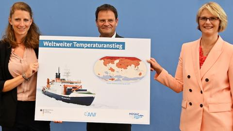Arctic mission warns irreversible warming tipping point likely triggered