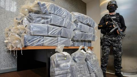 Europe's drug trade 'remarkably resilient' to pandemic disruption