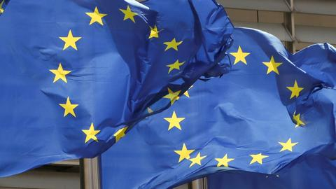 EU raises first $24 billion on markets for Covid recovery – latest updates