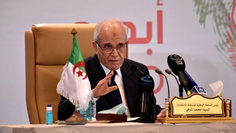 FLN wins most seats in Algeria parliamentary election
