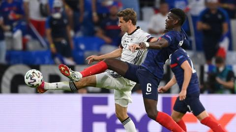 France beat lacklustre Germany 1-0 in Euro 2020