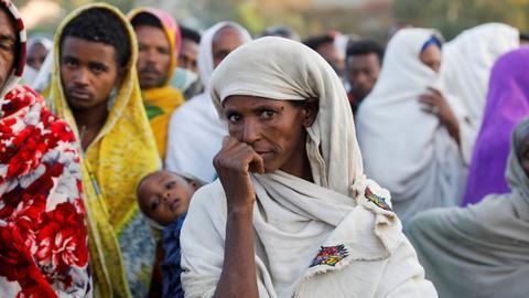 UN envoy: Eritrea troops to leave Ethiophia's Tigray 'soon'