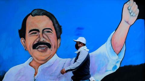 Americas nations condemn Nicaragua's pursuit of political opponents