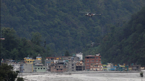 Flash floods kill several in Bhutan, victims missing in Nepal