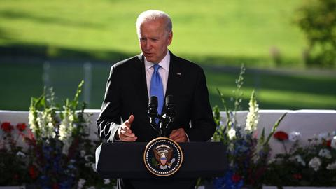 Biden says Russia, US to launch nuclear arms control talks