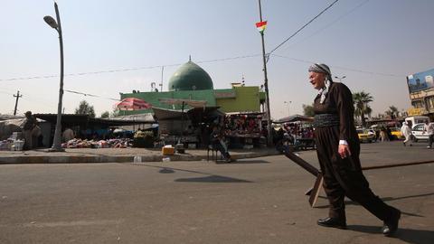 Oil-rich Kirkuk a flash point ahead of referendum in Iraq