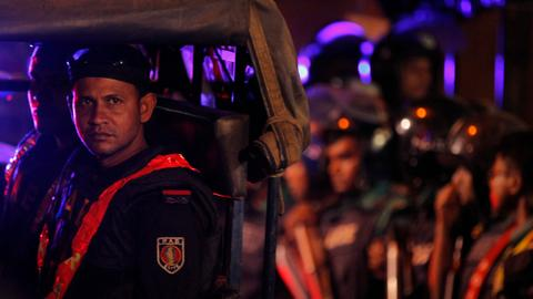 Bangladesh at unease after a Muslim preacher went missing