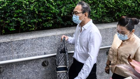 Hong Kong court finds five guilty in 2019 attack on protesters at station