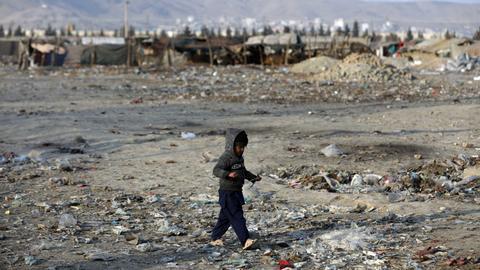 Troop withdrawals won't end Afghanistan's humanitarian crisis