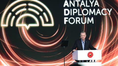 Erdogan: International community failed to manage Covid pandemic