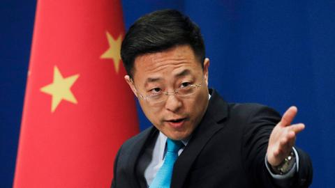 How far does China's support for the Palestinian cause go?