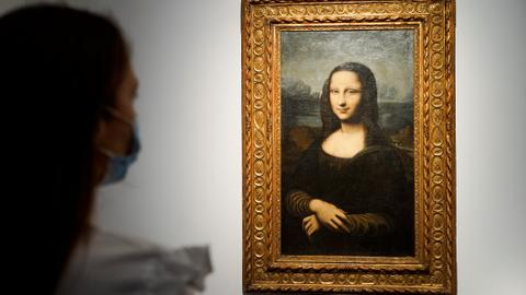 Mona Lisa reproduction sells for $3.4M at Christie's