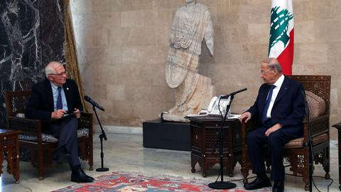 EU warns Lebanon of possible sanctions over political deadlock