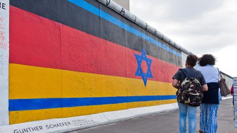 Palestinians must suffer so that Germany can feel better about its past