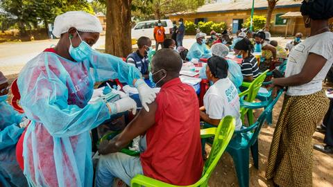 Second Ebola outbreak in Guinea contained successfully: WHO