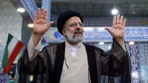 Iran's election results promise little change