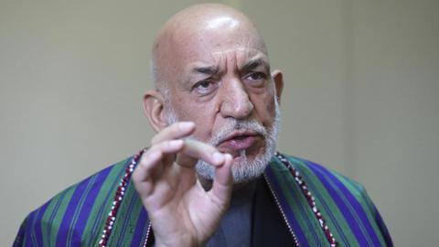 Karzai: US has failed in Afghanistan