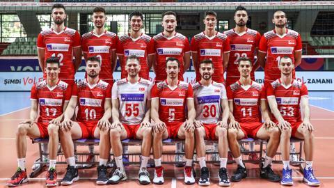 Turkey win CEV Men's Volleyball European Golden League 2021