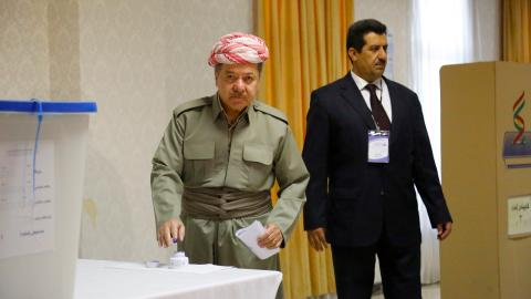 Stance of Iraq's neighbours on KRG referendum