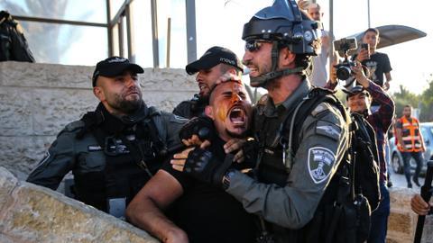 Israeli police tortured Palestinians, denied them urgent medical care