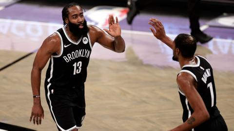 Durant and Harden commit to star-laden Team USA at Tokyo Olympics