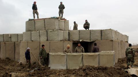 Taliban takes control of key Afghan district amid US troop withdrawal