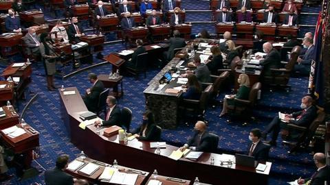 US Senate votes to advance $1 trillion infrastructure bill