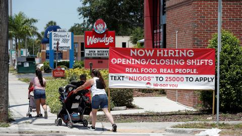 Record numbers of Americans are quitting their jobs